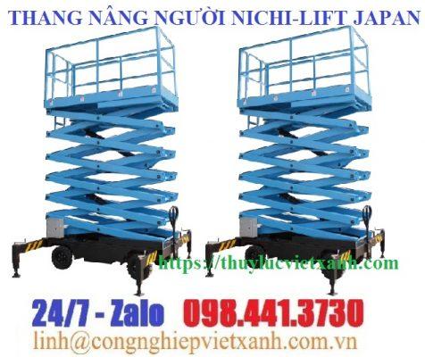 Thang nâng người Nichi-lift Japan