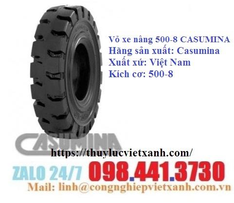 Vỏ xe nâng 500-8 CASUMINA