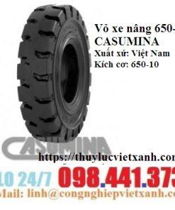 Vỏ xe nâng 650-10 CASUMINA
