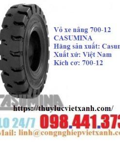Vỏ xe nâng 700-12 CASUMINA