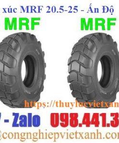 Vỏ xe xúc MRF 20.5-25 ấn độ