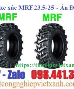 Vỏ xe xúc MRF 23.5-25 Ấn độ