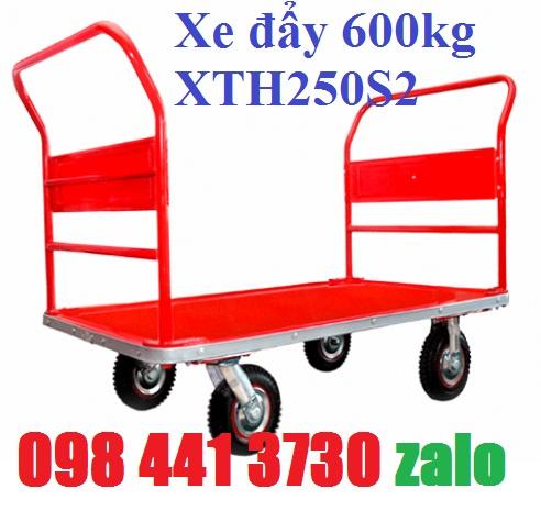 Xe đẩy 4 bánh 600kg